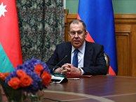 Трехсторонние переговоры Министров иностранных дел Азербайджана, Армении и России