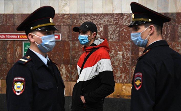 Ситуация с коронавирусом в Новосибирске