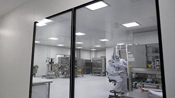 Лаборатория AstraZeneca в Гарине, Аргентина