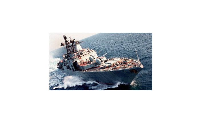 """Большой противолодочный корабль (БПК) """"Маршал Шапошников"""""""
