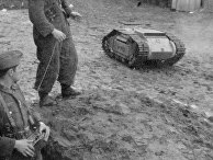 Голиаф (самоходная мина) 1944 год