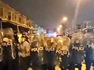 Беспорядки в Филадельфии