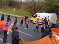 Во Франции турки с молотками напали на армян
