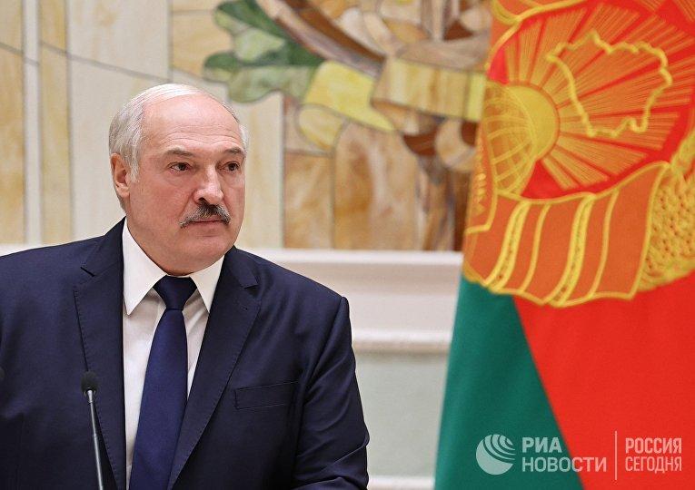 Президент Белоруссии А. Лукашенко назначил новых главу МВД Белоруссии и начальника ГУВД Минска