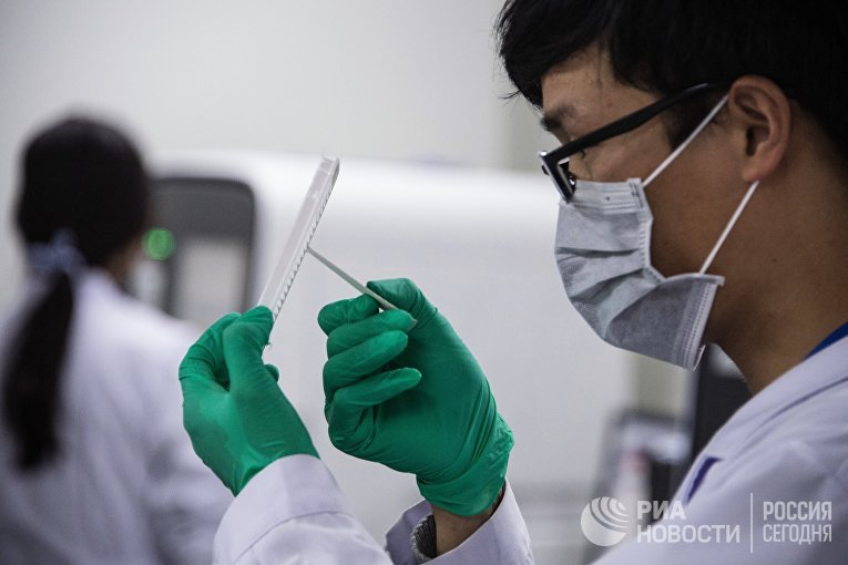 Центр  ДНК-секвенирования в Нанкине