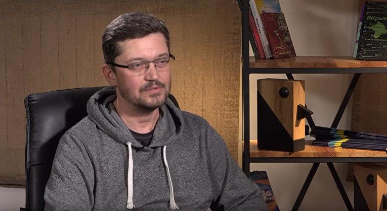 Украинский кинорежиссёр Валентин Васянович