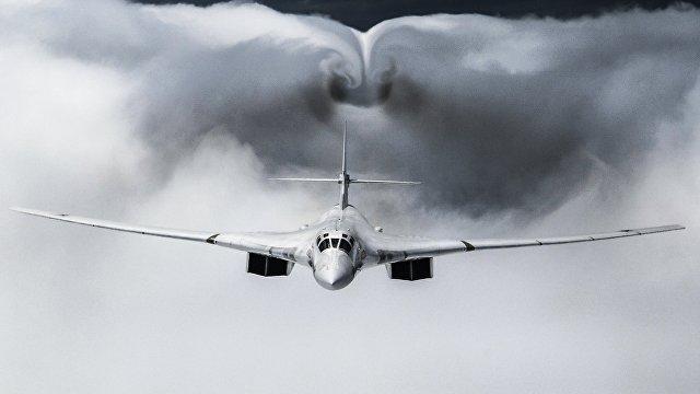 Возрождение бомбардировщика Ту-160: первый полет с новыми двигателями показал, что данный самолет будет востребован в боевых действиях еще как миниму