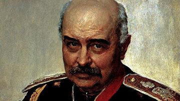 Российский генерал Драгомиров Михаил Иванович