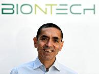 Угур Шахин, сооснователь немецкой компании Biontech