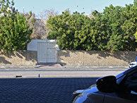 Ограда кладбища Джидда, Саудовская Аравия