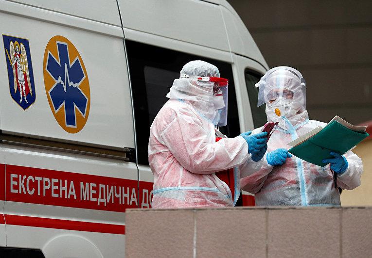 Скорая помощь в Киеве, Украина