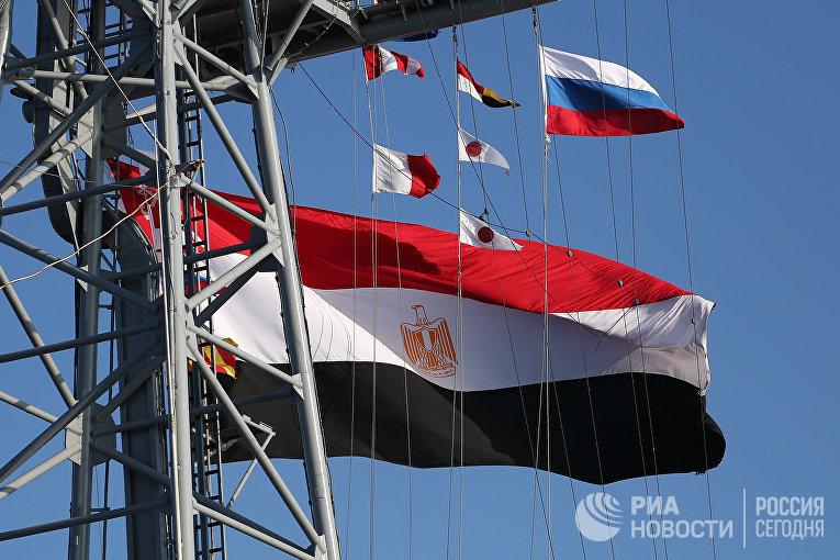 Российско-египетские учения «Мост дружбы-2020»