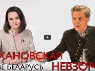 Тихановская — Невзоров: разговор представителей колонии и метрополии