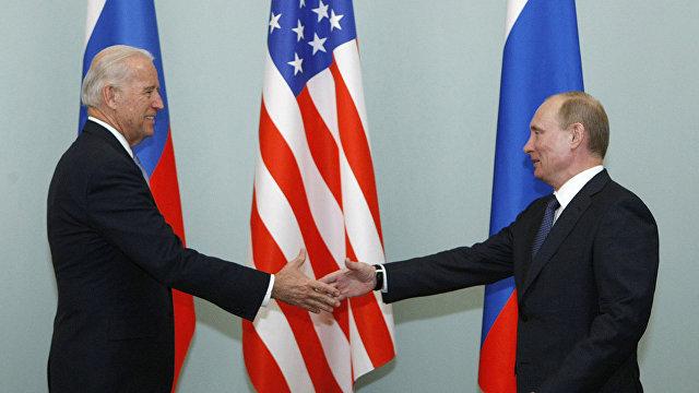 Белый дом: 16 июня Байден и Путин встретятся в Женеве (Гуаньча, Китай)
