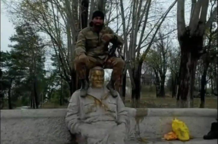 Азербайджан проводит политику армянофобии