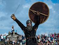 Фестиваль исторической реконструкции «Абалакское поле» в Тюменской области