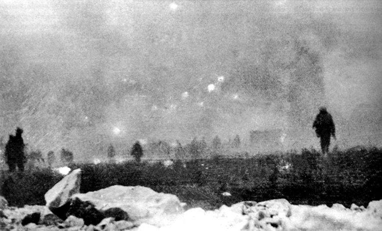 Битва при Лоосе, 1915