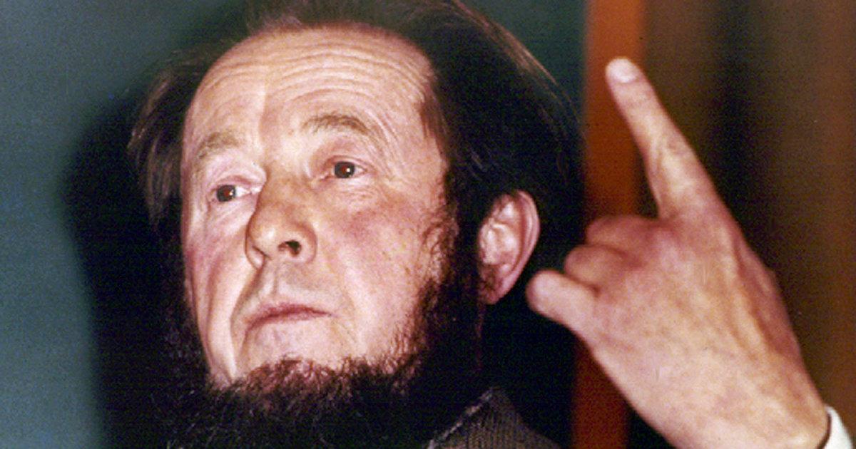 Труд (Болгария): Солженицын и упадок либеральной демократии (Труд)
