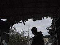 Жители Мартуни возвращаются в свои дома после объявления перемирия