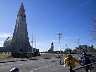 Рейкьявик, Исландия, во время вспышки пандемии коронавируса