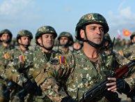Военнослужащие армии Армении