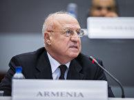 Армянский политик Арташес Гегамян