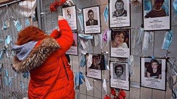 Закладка памятника медикам, погибшим во время пандемии  COVID-19