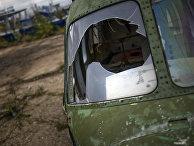 Заброшенная коллекция уникальных военных самолетов советского времени на Ходынском поле