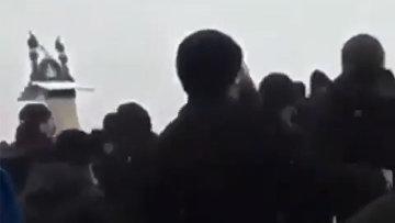 Похороны Абдуллаха Анзорова