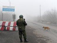 Обмен военнопленными между ДНР, ЛНР и Украиной в Донецкой области