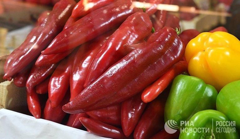 Россельхознадзор запретил ввоз овощей и фруктов из нескольких стран