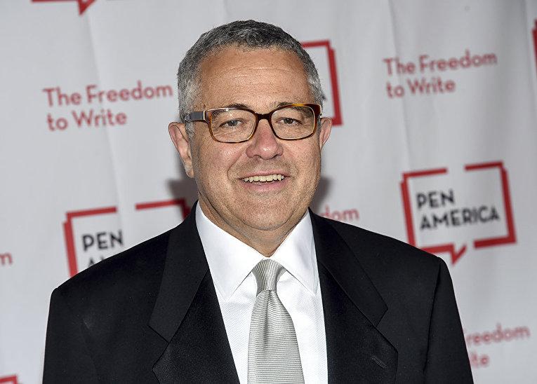 Американский адвокат Джеффри Тубин
