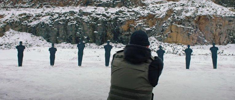 «Атлантида»: разведчик снялся в фильме о победе Украины над Россией