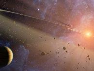 Юпитер и Солнечная система