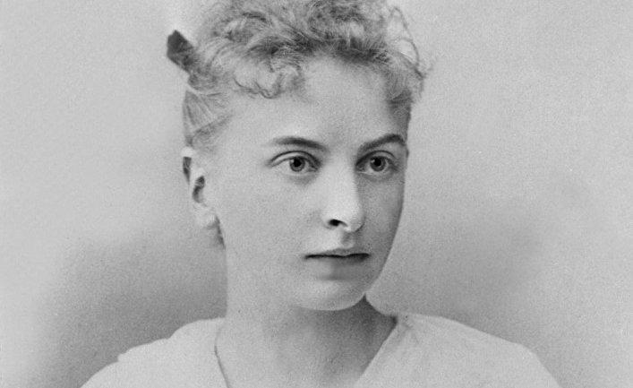 Деятель российского революционного движения Инесса Арманд