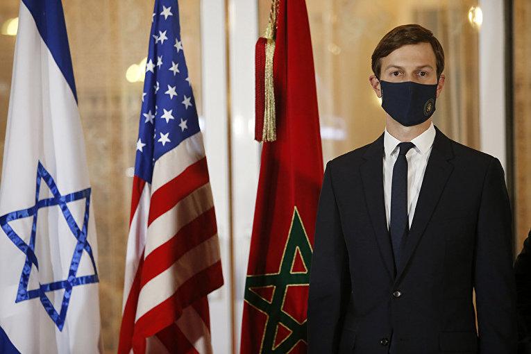 Старший советник Белого дома Джаред Кушнер прибыл в Марокко