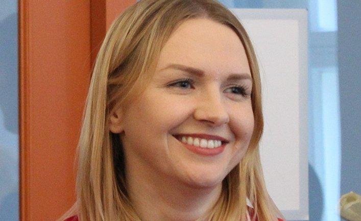 Польская шашистка Наталья Садовская
