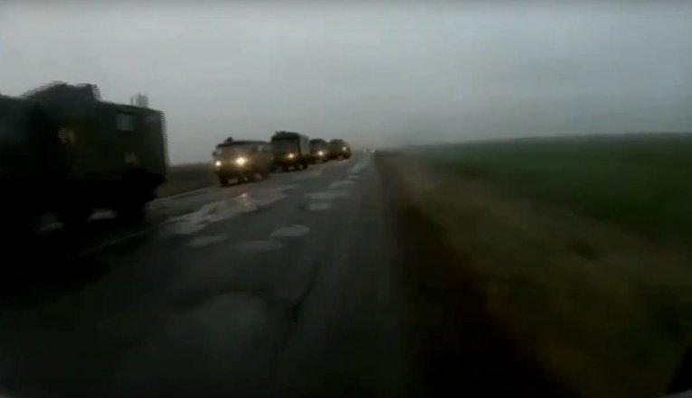 ВСУ провели ракетные учения на границе с Крымом