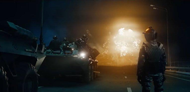Не смотрите кричащий русский фантастический фильм об апокалипсисе