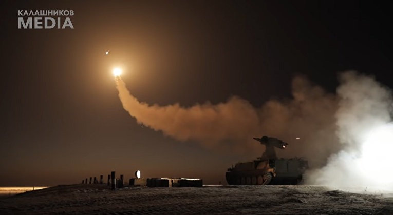Испытания ракеты 9M333