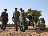 Ситуация в сирийской провинции Ракка