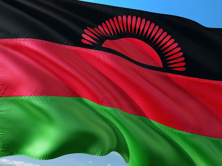 Флаг Малави