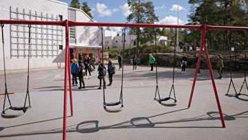 Школа в Эспоо, Финляндия