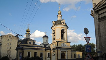 Церковь Антипия на Колымажном дворе