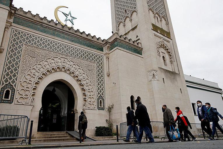 Большая мечеть Парижа