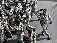 Солдаты иранской армии