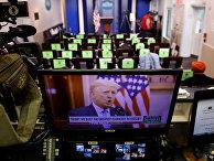 Дональд Трамп в последний день работы на должности президента США