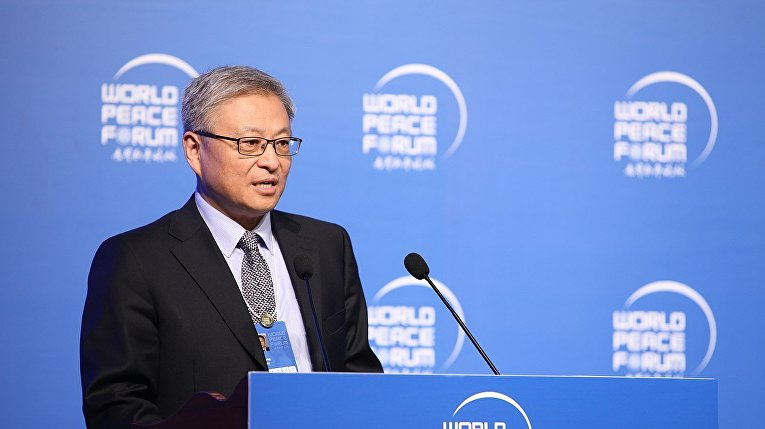 Китайский политолог Янь Сюэтун