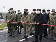 Открытие Российско-турецкого мониторингового центра в Агдаме