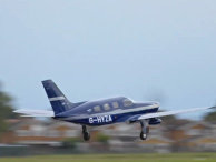 Самолет с водородным двигателем ZeroAvia